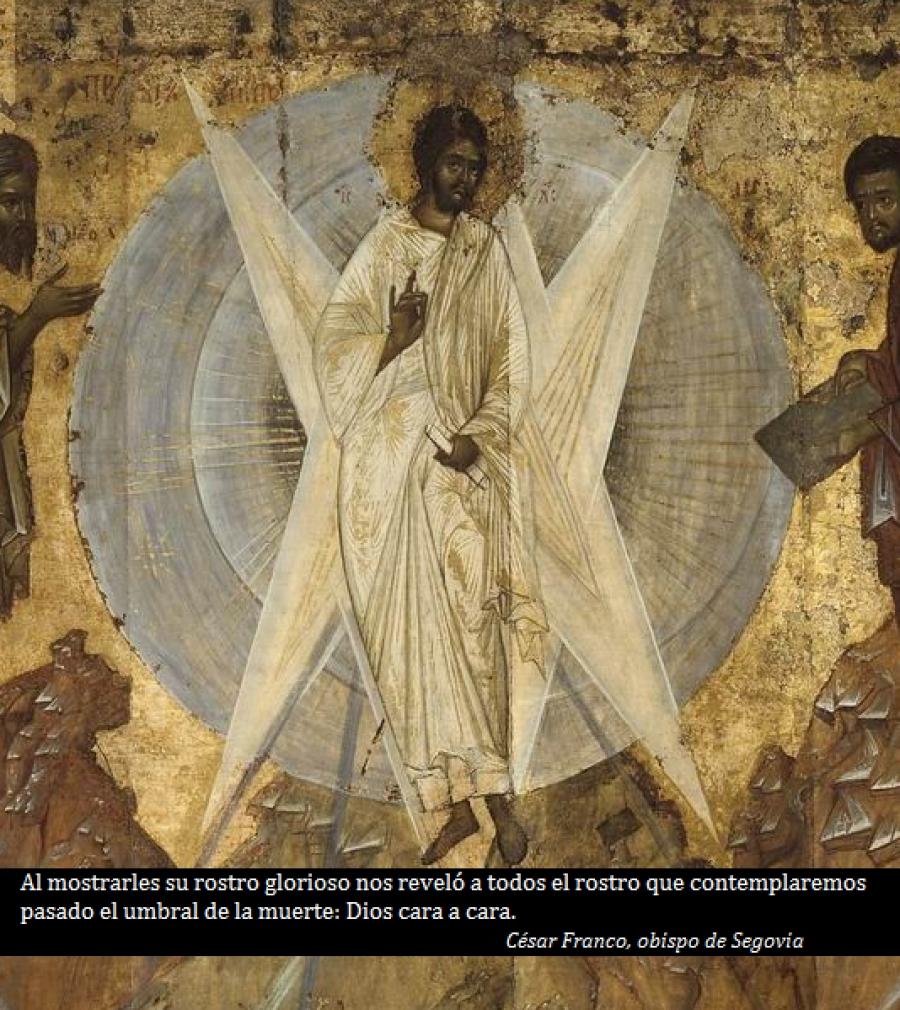 Domingo II de Cuaresma (A): Dios cara a cara