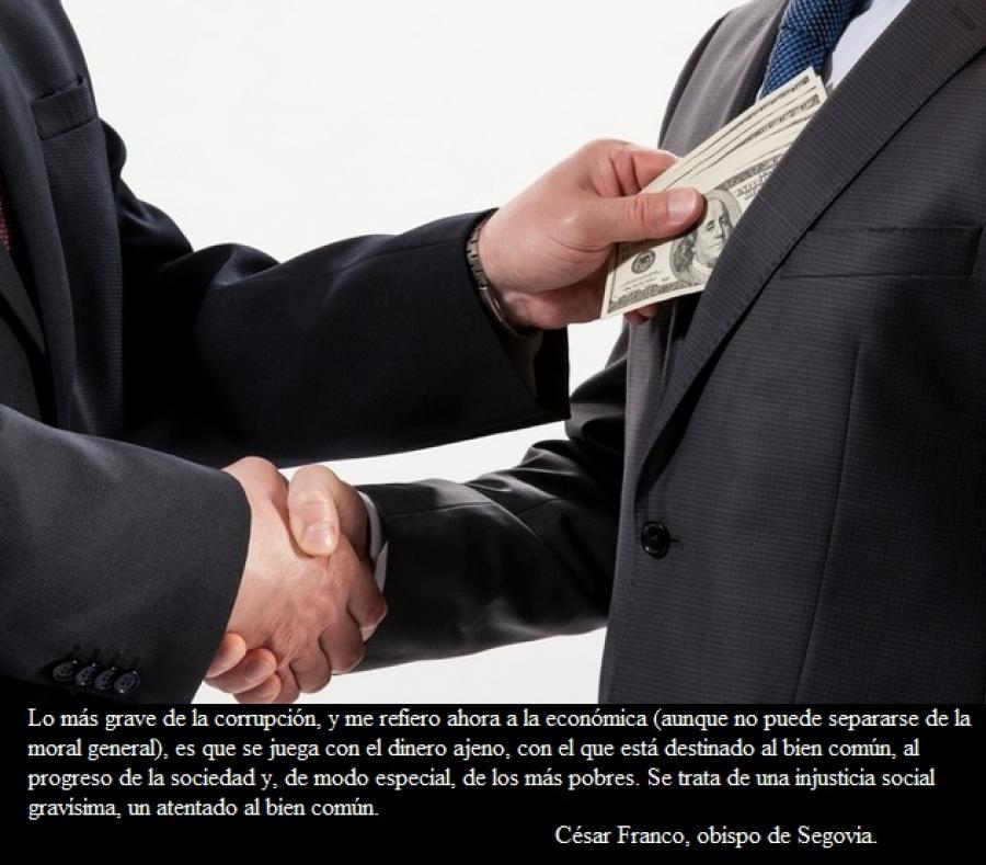 Domingo XXIV: No podéis servir a Dios y al dinero