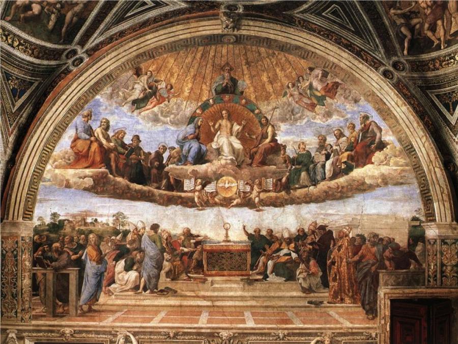 XV Domingo del TO: Fe y liturgia sagrada