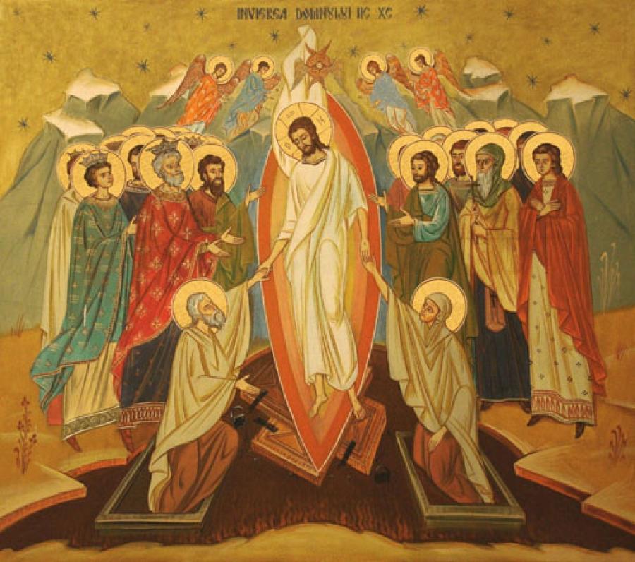 Domingo de Resurrección (A): Carne gloriosa y resucitada