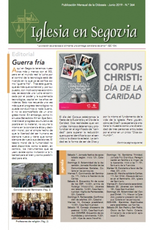 Revista Diocesana. Junio 2019