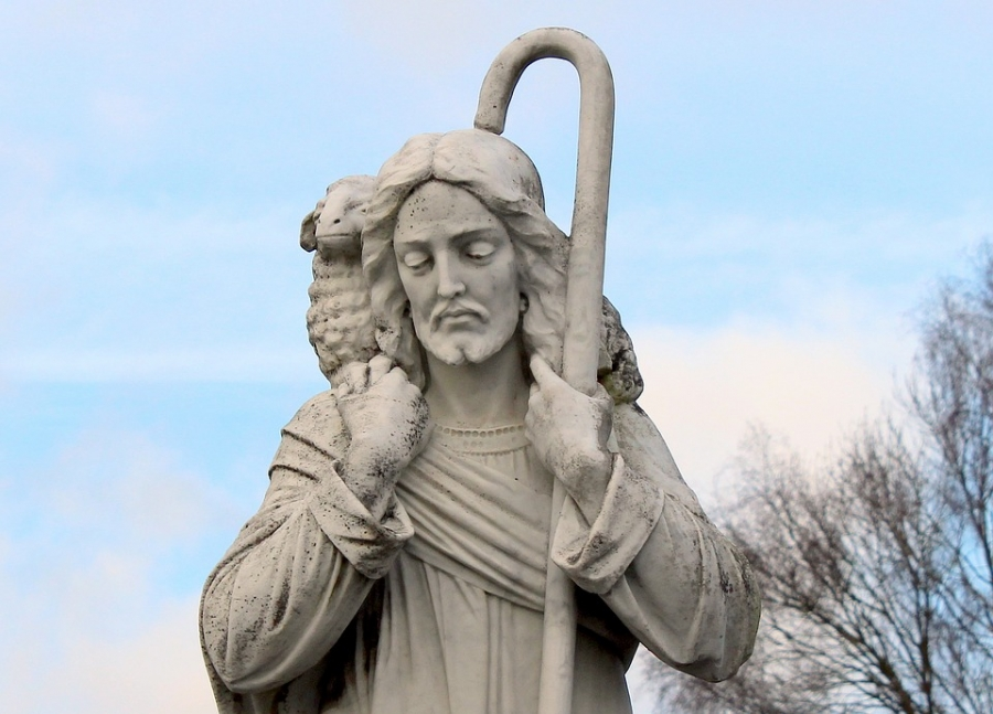 IV Domingo Tiempo Pascual (A): El pastor y la puerta.